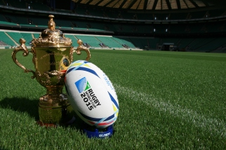 RWC 2015 Official Match Ball, Twickenham, London