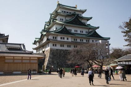 Nagoya Castle 名古屋城